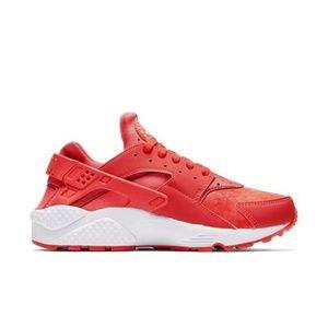 NIB NIKE AIR HUARACHE RUN RED Tennis Shoes 7.5